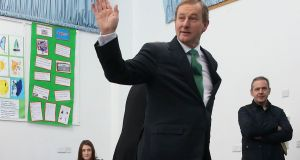 "Taoiseach Enda Kenny: Needless mistakes, like his disastrous ""whingers"" comment in the final weekend of the campaign, should not have been made. Photograph:  Brian Lawless/PA Wire"