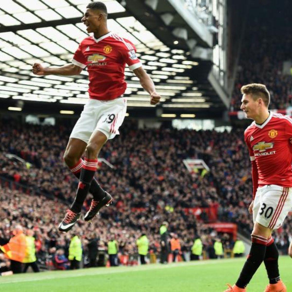 Marcus Rashford Pletes Dream Week As United Take Down Arsenal