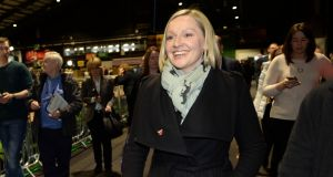Renua leader Lucinda Creighton: insisted the party would continue in existence irrespective of whether or not it succeeded in winning any Dáil seat. Photograph: Eric Luke