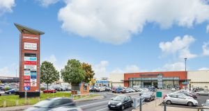 Childers Road Retail Park: tenants include Dunnes Stores, Boots, Next and Lifestyle