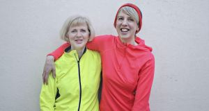 Fitness: Mum's the word when it comes to running