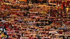 Galatasaray have been handed a European ban for failing to meet FFP regulations. Photograph: Reuters
