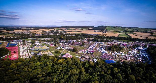 Electric Picnic goes Electric-Green - Irish Daily Star