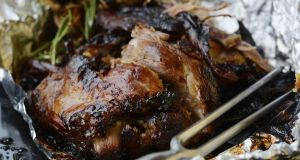 Domini Kemp's favourites: Roast shoulder of lamb