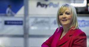 "PayPal's vice president of global operations (EMEA) Louise Phelan: "" many of the roles we create are suitable for unemployed people whom we recruit from the live register."" ."