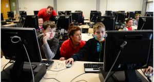 An ESRI report published on Wednesday examines the performance of the Droichead programme in which experienced teaching staff play a key role in supporting and assessing new teachers. Photograph: The Irish Times