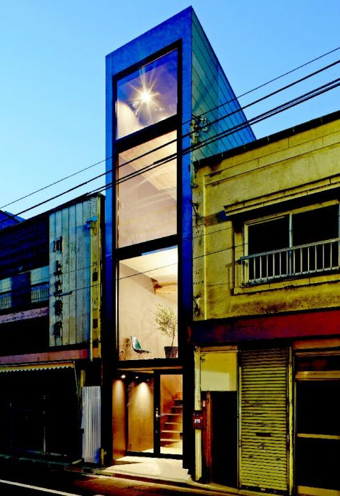 Micro homes Japans big idea