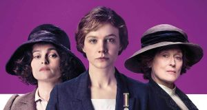 Purple hearts: the film Suffragette