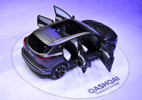 While still officially a concept Nissan indicated a significant upgrade towards the premium end of the market may be in the plans for the next generation Qashqai.