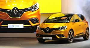 One of the highlights of the Geneva show was the introduction of the new Renault Scenic. It's strikingly good looking, particularly for a functional people carrier