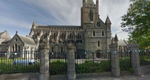 Christ Church Cathedral in Dublin. Image: Google Images