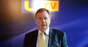 Wireless Group - formerly UTV Media – has said its chief executive John McCann will retire from the company in May. Photo: Eric Luke/The Irish Times