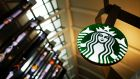 Three Starbucks outlets which opened in Cork city centre over the past year do not have adequate planning permission, An Bord Pleanála has ruled. Photograph: Lucy Nicholson/Reuters.