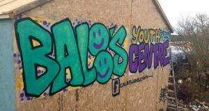 Under threat: Baloo's Youth Centre, Gráine Hassett's most recent project in Calais
