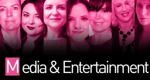 Irish Women of the World:   Bafta's Anne Morrison, and six more who mould media