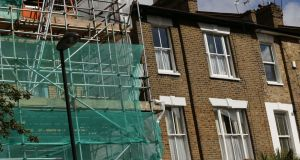 A shared shared ownership housing development in north London: the London Housing Commission called for greater control to be given to the mayor  and  boroughs in exchange for a commitment to increase the number of homes being built. Photograph: Yui Mok/PA Wire