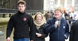 Leading the charge: Rebel Chilli, The Cool Bean Company and Blackwater Distillery work the pavement in search of inspiration