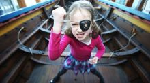 Veronica Coburn: 'What can little girls learn from Ireland's infamous Pirate Queen?'