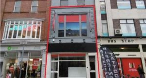 Well-located city-centre retail unit to let at 55 South King Street