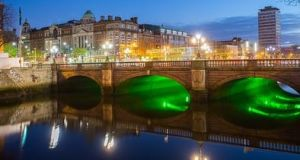 "Tuesday saw the launch of Smart Dublin, a collaborative initiative between Dublin's four local authorities which aims to engage with smart technology providers and researchers ""to solve city challenges and improve city life"". File photograph: Getty Images"