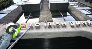 Legacy: The total disposal of Anglo Irish Bank debt so far has reached  €3 billion. Photograph: Matt Kavanagh