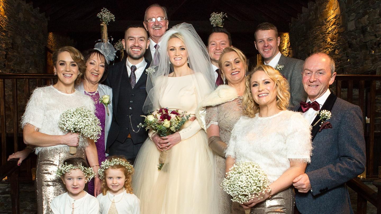 Pat geraghty wedding