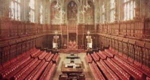 London's House of Lords