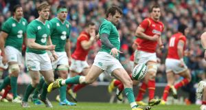 Jared Payne is set to link up with Robbie Henshaw for Ireland's game against Italy at the Aviva Stadium on Saturday.