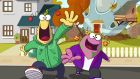 The Zig and Zag animation series which is co-produced by JAM Media, along with  Double Z and Flickerpix.