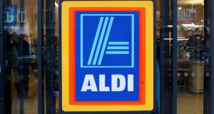 Although Aldi's discounting model means it must be neurotic about controlling costs, it is known as the best-paying grocery retailer in the market. Photograph: Suzanne Plunkett/Reuters