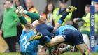 Liam Toland: Ireland must develop ruthless streak