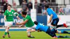 Old and new combine to give Ireland women hard fought Italy win