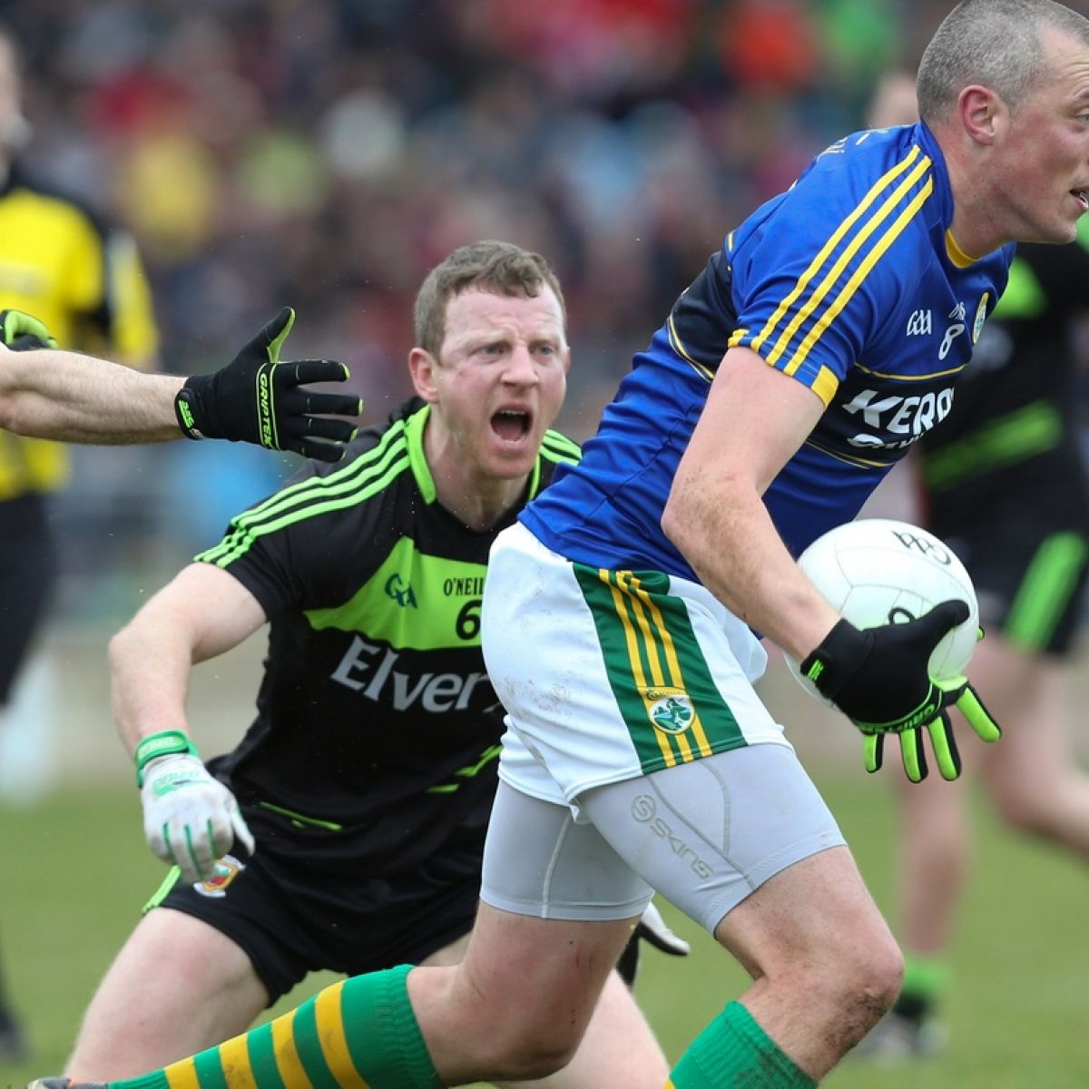 Roscommon end 33-year wait for victory in Mayo - RTE