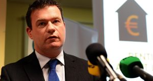 Minister for the Environment Alan Kelly: a spokesman for the department was unable to say whether it could intervene in the matter. Photograph: Eric Luke