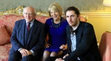 Michael D Higgins: Men's action and assistance needed for women to achieve full rights