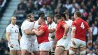 Joe Marler cited for striking in England's win over Wales
