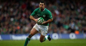 Rob Kearney's Six Nations Championships is over. Photograph: Warren Little/Getty Images