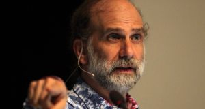 "Bruce Schneier: ""I think we need to start disconnecting systems. If we can't control it, we have to not build a world where everything is connected"" Bruce Schneier: ""I think we need to start disconnecting systems. If we can't control it, we have to not build a world where everything is connected"""