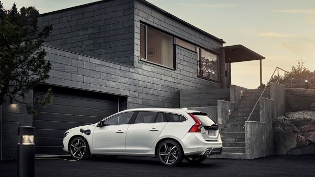 Car review: Volvo's V60 hybrid is a diesel dead-end