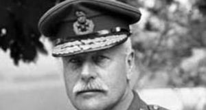"Gen Douglas Haig: ""The new British army is not merely a huge host of brave men, animated with a splendid purpose; it is a miracle of organisation and forethought."""