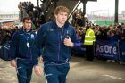 Jonny Gray will play no part in Dublin this weekend. Photograph: Craig Watson/Inpho