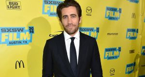 "Actor Jake Gyllenhaal attends the screening of ""Demolition"" during the 2016 SXSW Music, Film + Interactive Festival at Paramount Theatre on March 12, 2016 in Austin, Texas. (Photo by Mike Windle/Getty Images for SXSW)"
