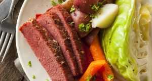 Corned beef: first mentioned in an ancient Irish poem