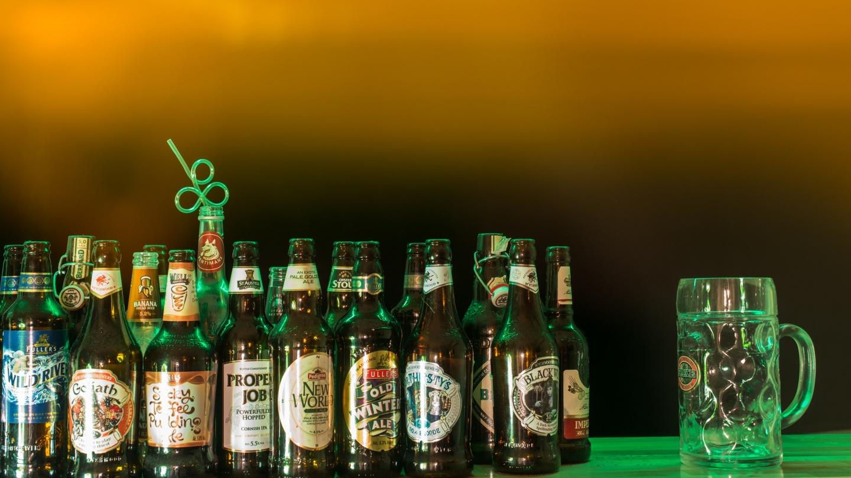 Irish essay on drinking