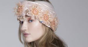 Spinnaker starburst embellished hat, €225