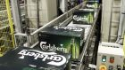 Investors not convinced by the new Carlsberg strategy with shares falling by as much as 3.2%. Photograph: Getty Images