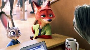 Better nature: Judy and Nick in Zootropolis