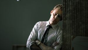 Upper crust: Tom Hiddleston as Robert Laing in 'High Rise'
