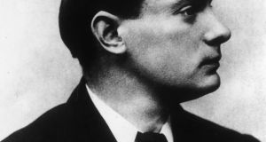 Padraig Pearse (1879 - 1916), the Irish writer, educator and nationalist politician, and one of the signatories of the Proclamation.