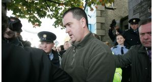 Joe O'Reilly was convicted of murder and sentenced to life in prison in 2007. Photograph: Alan Betson/The Irish Times